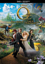 Oz the Great and Powerful (DVD 2013) Walt Disney - James Franco, Black Friday !!