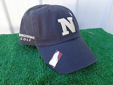 Bridgestone Golf US Naval Academy Navy Midshipmen NCAA Golf Hat Cap Adjustable
