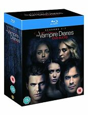 The Vampire Diaries - Seasons 1-7 (Blu-ray) Season 1 2 3 4 5 6 7 BRAND NEW!!