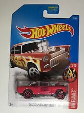 Hot Wheels 55 Chevy Bel Air Gasser Custom Candy Striper Fashion