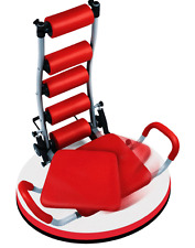 Ab Crunch Chair Rocket Twister Home gym work out abdominal exerciser