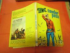 TEX GIGANTE da lire 250 in copertina N°134 a-ORIGINALE 1 edizione AUDACE BONELLI