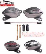 T-Rex Racing 2013-2015 Suzuki V-strom VSTROM V Strom DL1000 Frame Sliders
