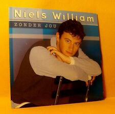 Cardsleeve single CD Niels William Zonder Jou 2 TR 1996 Vlaamse Pop