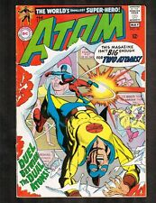 Atom #36 ~ Dual Between Two Atoms ~ 1967 (Grade 6.0) WH