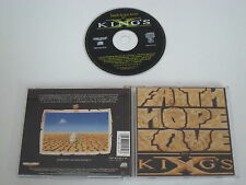 KING´S X/FAITH HOPE LOVE(MEGAFORCE WORLDWIDE-ATLANTIC 7567-82145-2) CD ALBUM