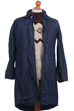 "Levi's VINTAGE DENIM ENGINEERED COAT JACKET BLUE CHEST : 43"" - DJ1130"