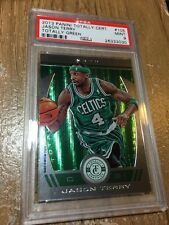 2013 Panini Totally Certified Jason Terry #/5 Green #105 Celtics PSA 9 Mint