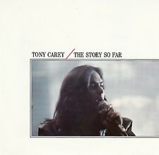 TONY CAREY : THE STORY SO FAR / CD (TELDEC 1989) - TOP-ZUSTAND