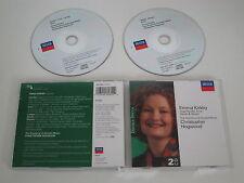 EMMA KIRKBY/SINGS HANDEL, ARNE, HAYDEN & MOZART(DECCA 458 084-2) 2XCD ALBUM