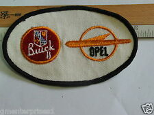 Buick Opel Patch Vintage Patch Badge (Buick)