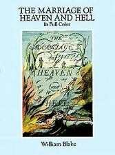 The Marriage of Heaven and Hell: A Facsimile in Full Color (Dover Fine Art,...