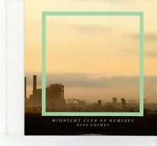 (FT394) Midnight Club EP Remixes, Russ Chimes - 2010 DJ CD