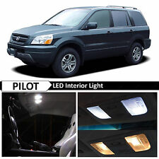 18x White Interior LED Lights Package Kit 2003-2005 Honda Pilot + TOOL