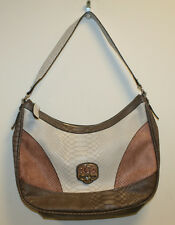 NEW GUESS COLORBLOCK GENEVA SHINE HOBO BAG PURSE HANDBAG