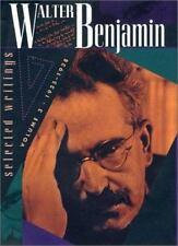 Walter Benjamin: Selected Writings, Vol. 3, 1935-1938