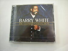 BARRY WHITE - THE ULTIMATE COLLECTION - CD SIGILLATO 2000
