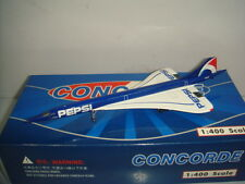 "Phoenix 400 Air France Concorde ""Pepsi color"" 1:400"