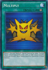 Multiply Common  Yugioh Card YGLD-ENA32
