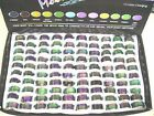Brand New Wholesale Lots 100Pcs Width 10mm Fashion Colorful Mood Rings