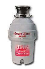 waste king legend series 1 hp v23 garbage disposal - Badger 5 Disposal