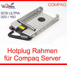 HOTPLUG HOT SWAP HOTSWAP SLIDES RAHMEN HP COMPAQ PROLIANT DL360 DL380 G3 SERVER