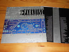 PARADISE PROGRAMME - V.A. / HOLLAND-LP 1991 MINT- MONETTE EVANS......