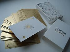 VIP gift from Chanel beauty boutique LES TALISMANS Playing Cards ( card deck  )