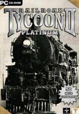 Railroad Tycoon 2 Platinum Edition Deutsch Neuwertig