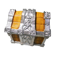 World of Warcraft WOW Broken Treasure Chest Resin Model Collectible Toy Gift