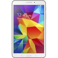 Samsung Galaxy Tab 4 SM-T237P 16GB, Wi-Fi + 4G (Sprint), 7in - White  9/10