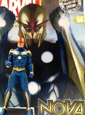 Classic Marvel Figurine Collection NOVA ISSUE 54 by Eaglemoss RARE MIB SALE!!