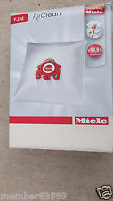 Genuine Miele Vacuum cleaner bag F J M FJM HyClean Dustbags 09338520