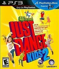 Just Dance Kids 2 (Sony PlayStation 3, 2011)