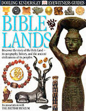 Jonathan N. Tubb Bible Lands (Eyewitness Guides) Very Good Book