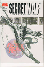 Secret War #1C PSR Spiderman sketch CGC Ready