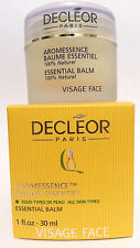 DECLEOR AROMESSENCE ESSENTIAL BALM - 30ml - BOXED - SAVE £££'s - 30,000+ F/BACK*