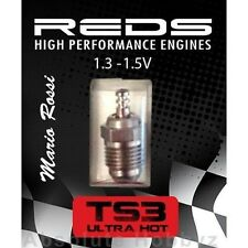 Reds Racing Glow Plug Turbo Special (TS3) Ultra Hot _ REDTS3