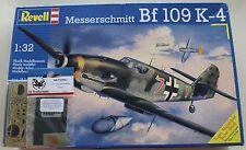 1/32° Revell MESSERSCHMITT Bf-109K-4 + sets de détaillage RB
