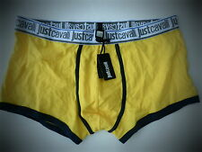NEW men's JUST CAVALLI stretch boxer briefs trunks underwear XL