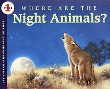 Let's-Read-And-Find-Out Science 1 Ser.: Where Are the Night Animals? by Mary...