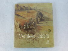 Jean Leymarie WATERCOLORS FROM DURER TO BALTHUS Skira 1984