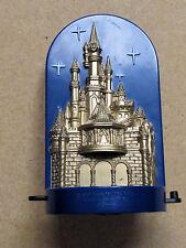 Mcdonalds happy meal 1999 disneyland paris souvenir gold castle disney 11CM haute