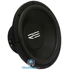 "SR12D2 RE AUDIO 12"" 600 WATT CAR SUB DVC 2 OHM SR BASS SUBWOOFER SPEAKER NEW"