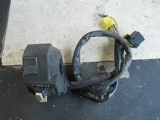 1994 DR350S Suzuki 94 DR 350  left hand switch