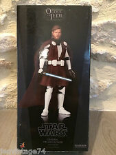 Sideshow Collectibles Star Wars General Obi-Wan Kenobi Order Jedi Master 1:6 MIB