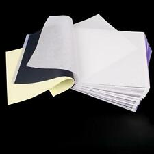 100 Sheet Tattoo Thermal Stencil Copier Transfer Paper Professional Four layer