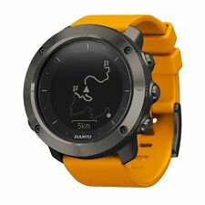 New Suunto SS021844000 Traverse Digital Display Quartz Men's Watch, 50mm Case