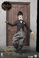 "ZCWO World 1/6 Scale 12"" Charlie Chaplin TRAMP 100th Anniversary Deluxe ZC 131"
