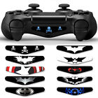 Cheap Cool Game Controller Light Bar Decal Handle Sticker For PS4 Playstation 4